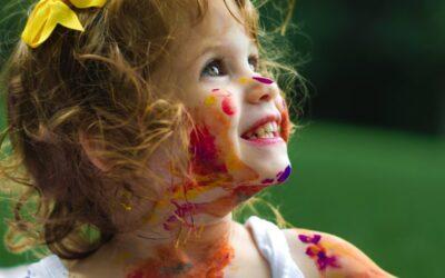 Outdoor Fun with Children (2/2)